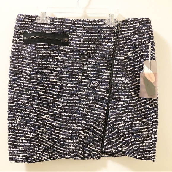 Forever 21 Tweed Mini Skirt - Size Large NWT